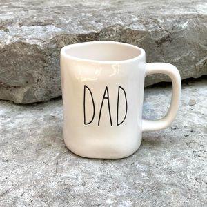 Rae Dunn Dad Ceramic Mug